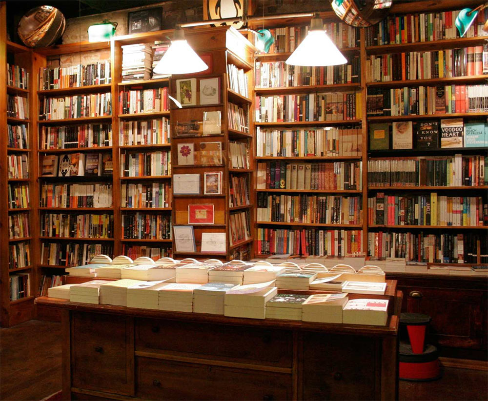 THREE LIVES BOOKSHOP