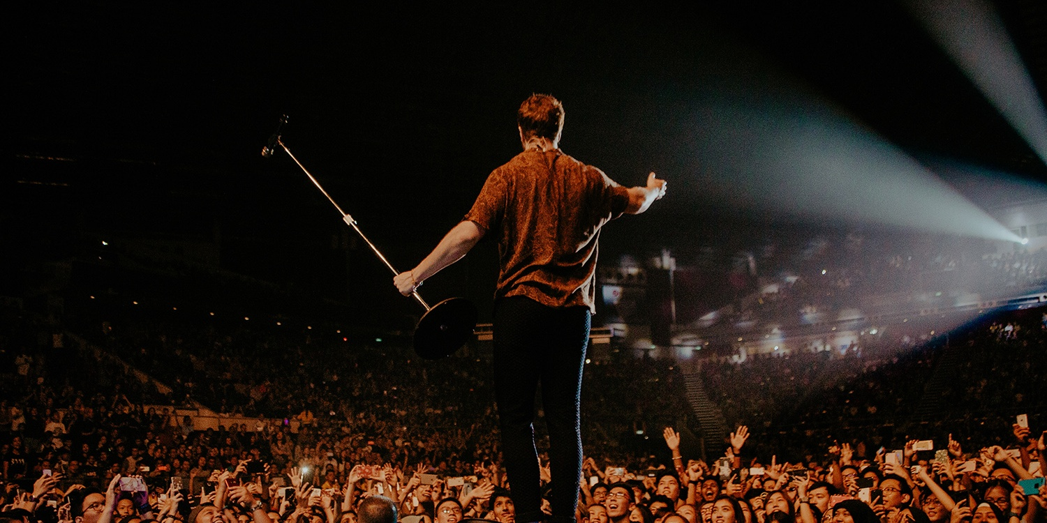 Imagine Dragons make their thunderous return to the Singapore Indoor Stadium — gig report