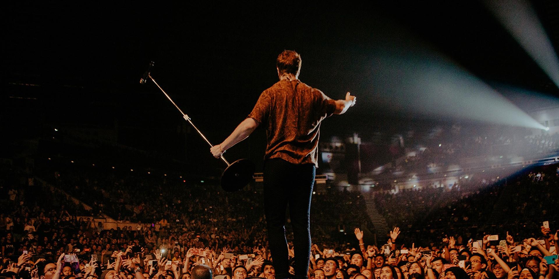 Imagine Dragons make their thunderous return to the Singapore Indoor Stadium — gig report