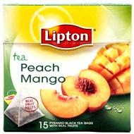 Peach Mango (black) from Lipton