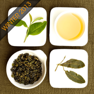 Dayuling High Mountain Winter Oolong Tea, Lot 252 from Taiwan Tea Crafts