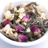 Jasmine Rose Green Tea from Ovation Teas