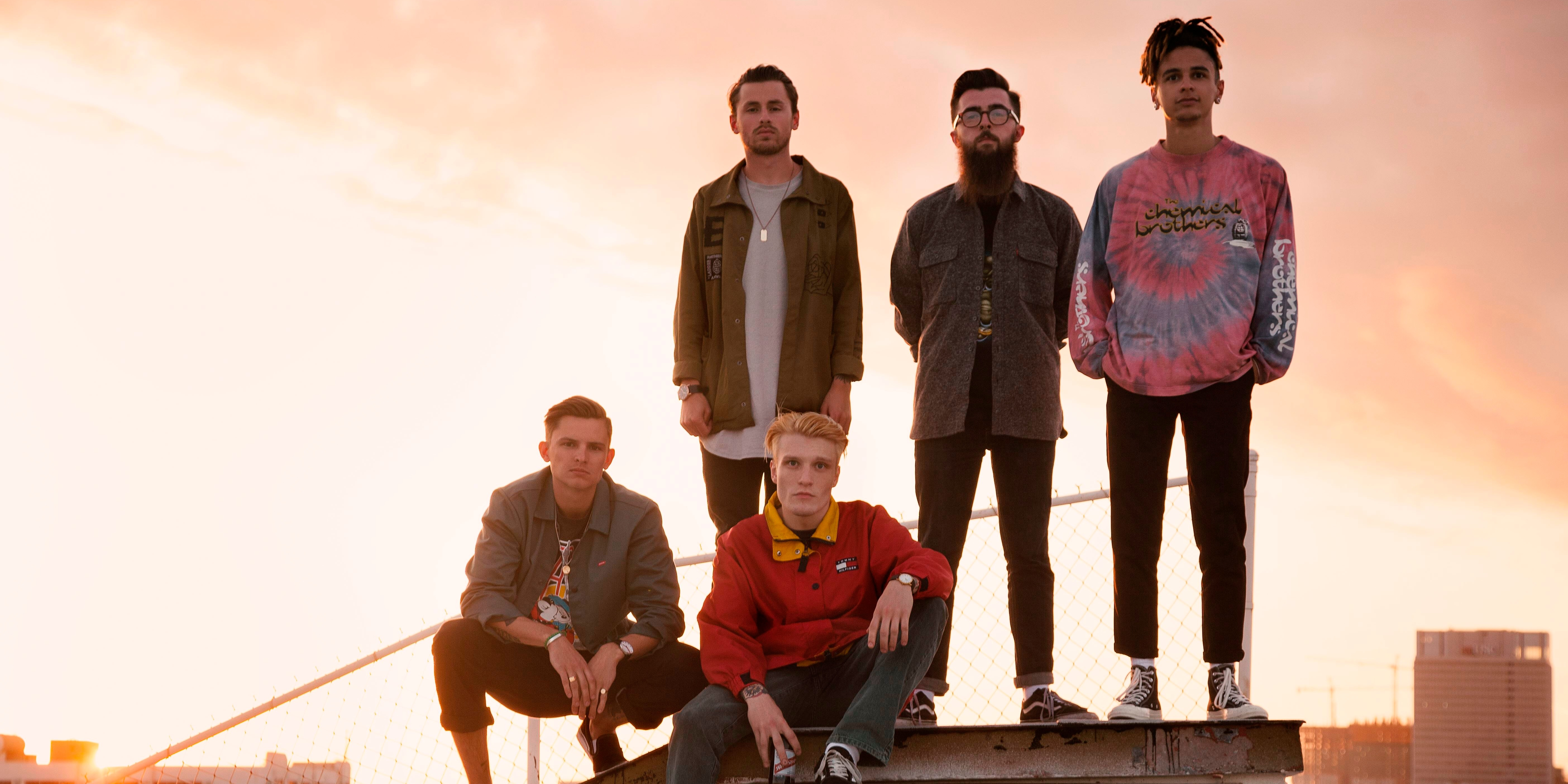 Neck Deep to embark upon Asia tour — Singapore, Philippines, Indonesia and more