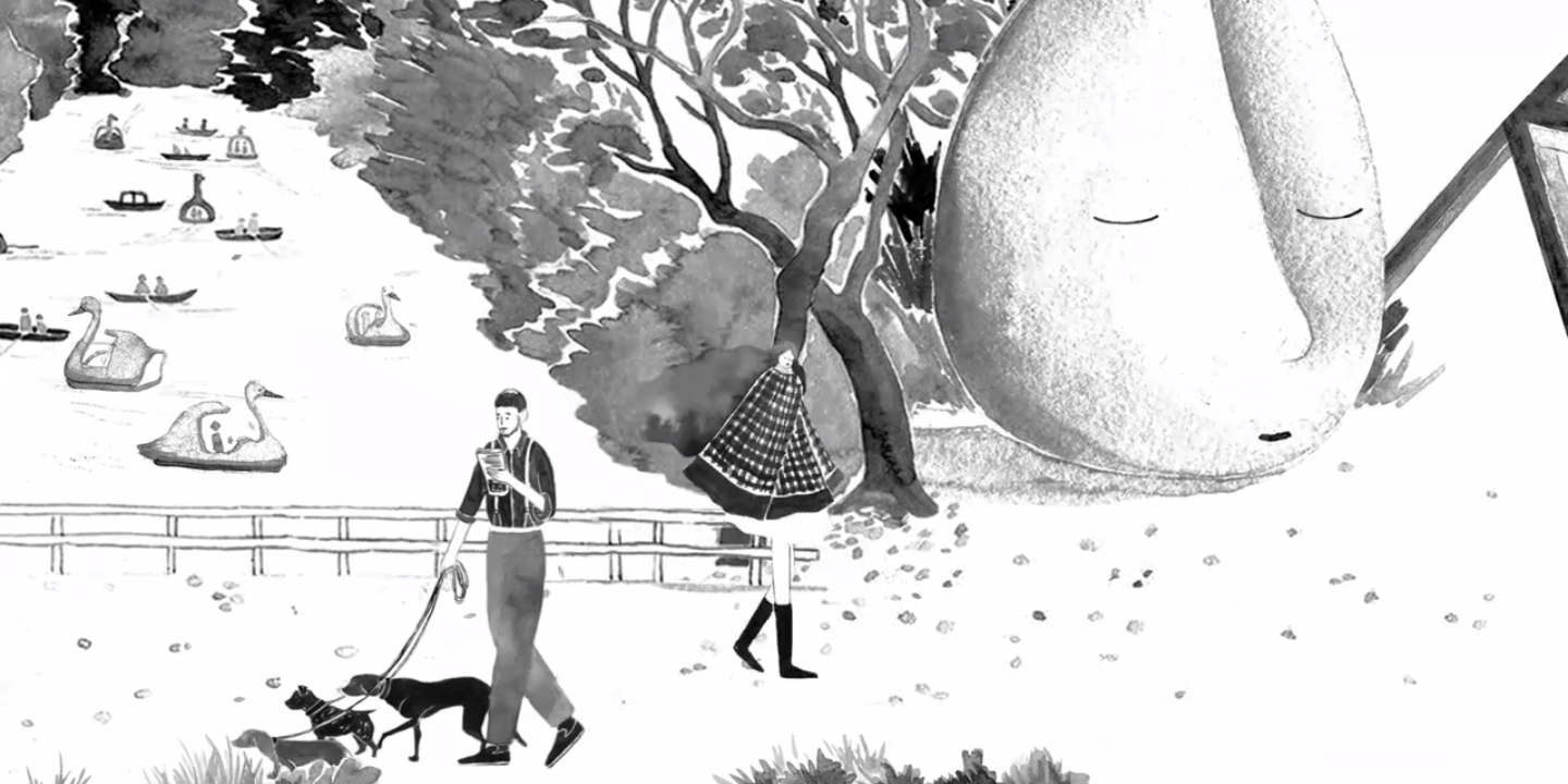 WATCH: Victor Low's whimsical 'Bows & Arrows' in animated short by artist MessyMsxi