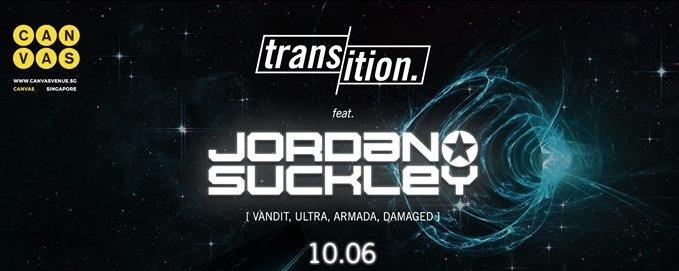 Transition ft Jordan Suckley (Damaged Records)