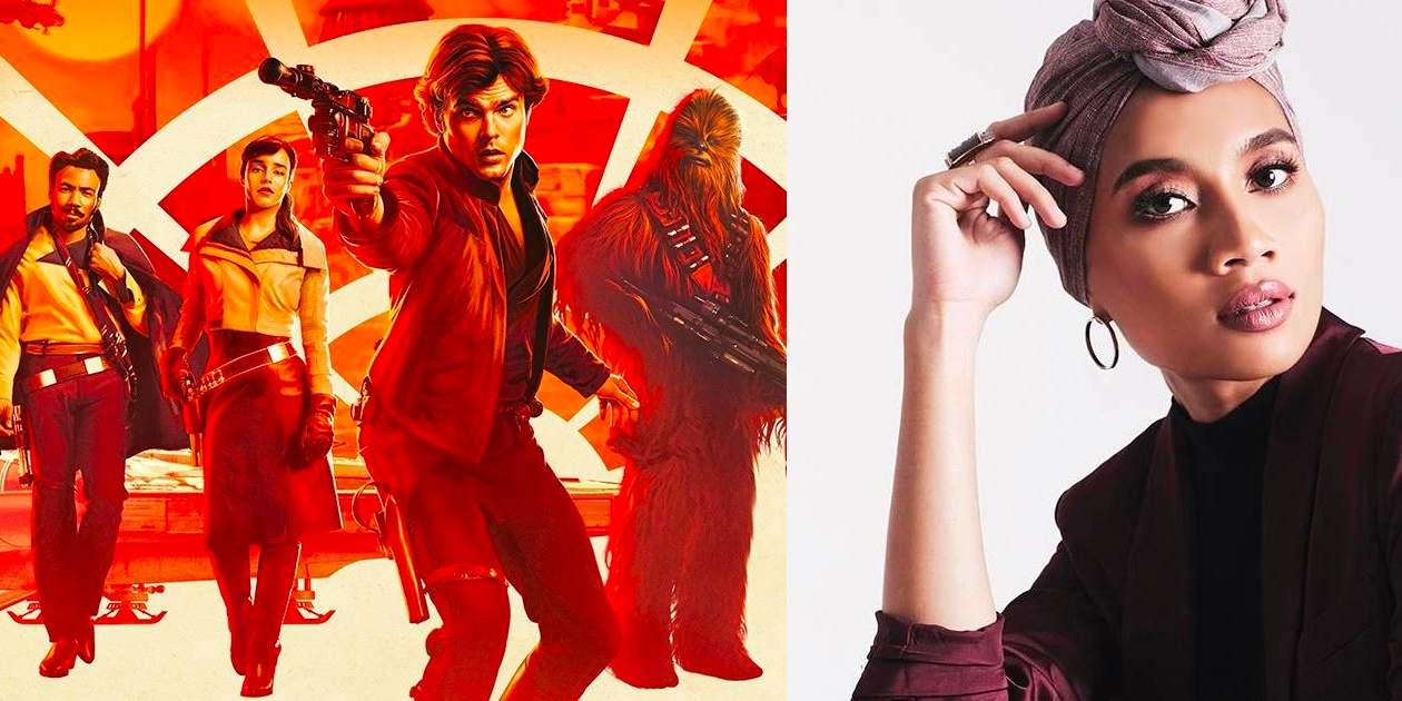 Have you seen Solo: A Star Wars Story? Imagine the film – but starring Yuna