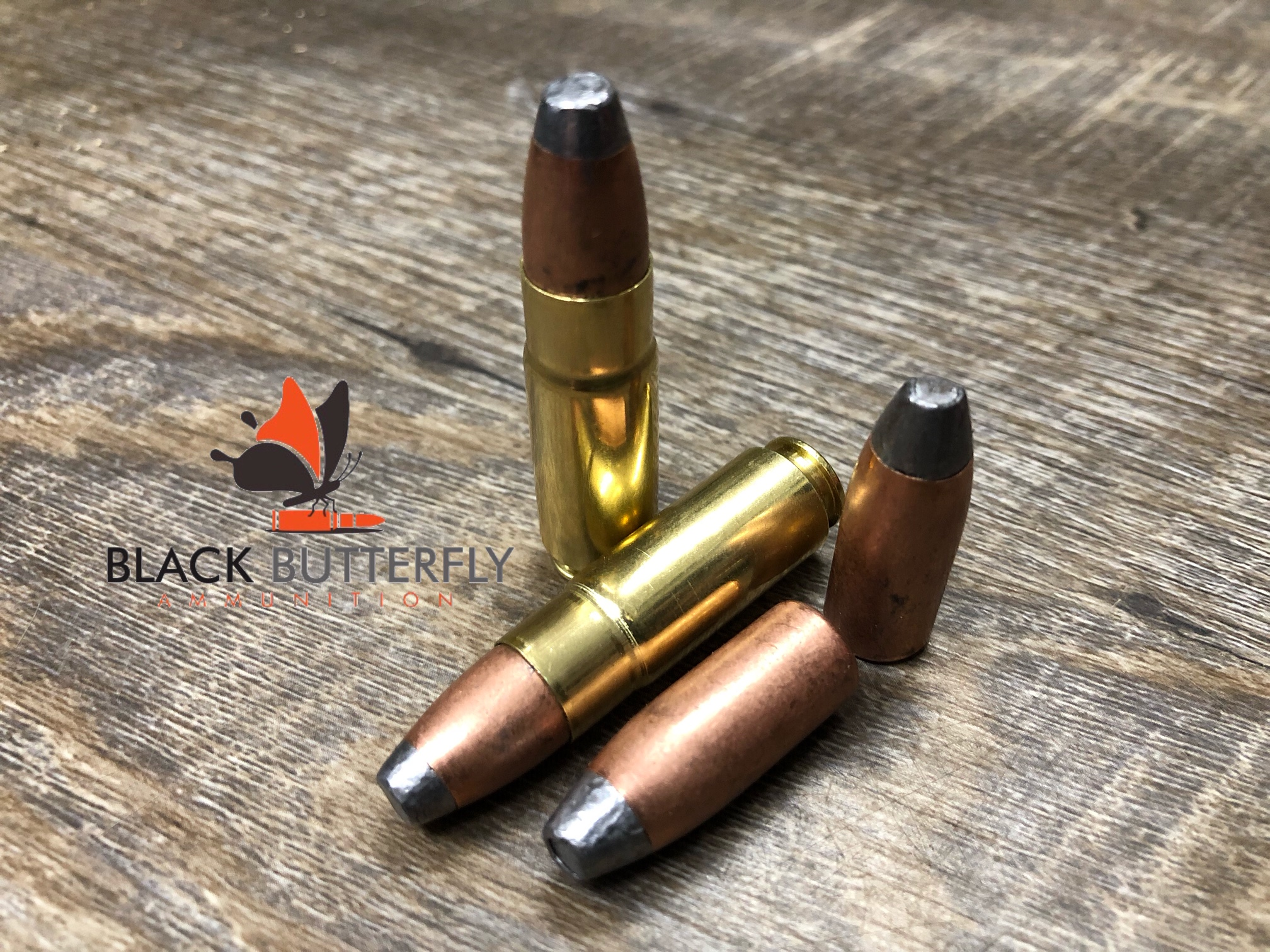 Black Butterfly Ammunition Black Butterfly Ammunition