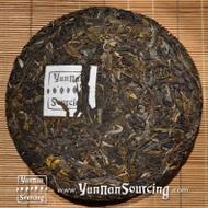 2010 Yunnan Sourcing Yi Wu Zheng Shan from Yunnan Sourcing