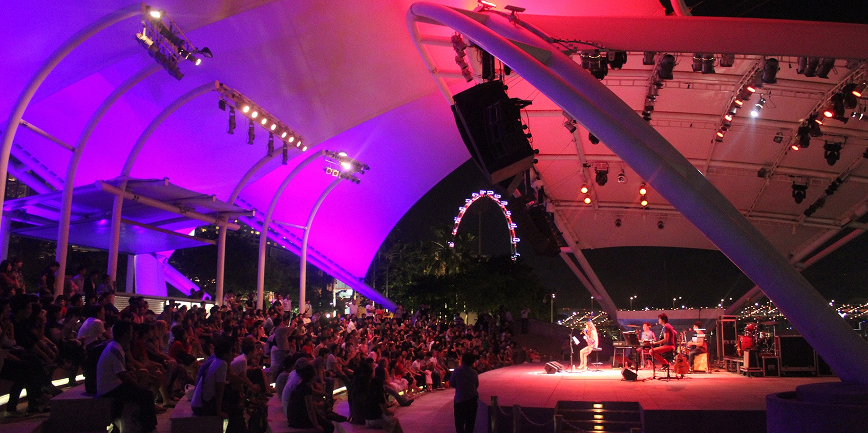 Here's the lowdown on all the free shows during Mosaic Music Weekend 2016