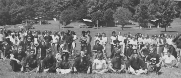 Buffalo Gap Bando training - back in the Good Old Days!