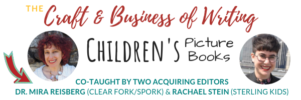 The Craft & Business of Writing Children's Picture Books at the Children's Book Academy