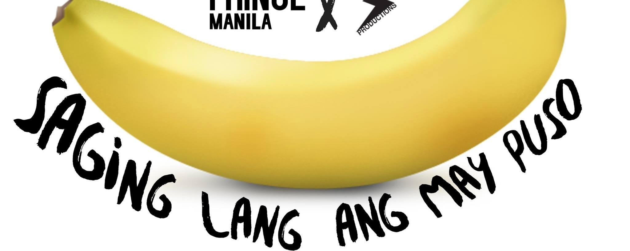 SAGING LANG ANG MAY PUSO (FringeMNL x Sparks Prod)