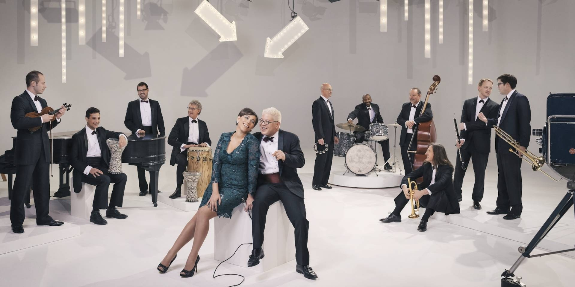 Pink Martini to perform in Singapore this October