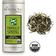 Emerald Green from Octavia Tea
