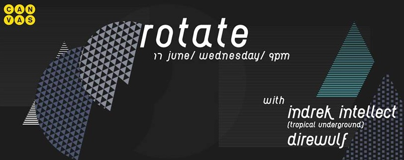 Rotate ft. Direwulf & Indrek Intellect