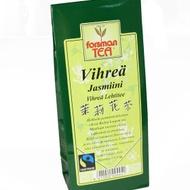 Vihreä Jasmiini - Green Jasmine Tea from Forsman Tea