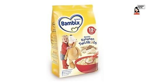 Bambix Bananen Twinkels