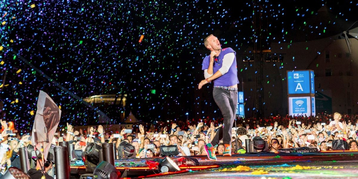 How to have an Adventure of a Lifetime at Coldplay's first concert in Manila