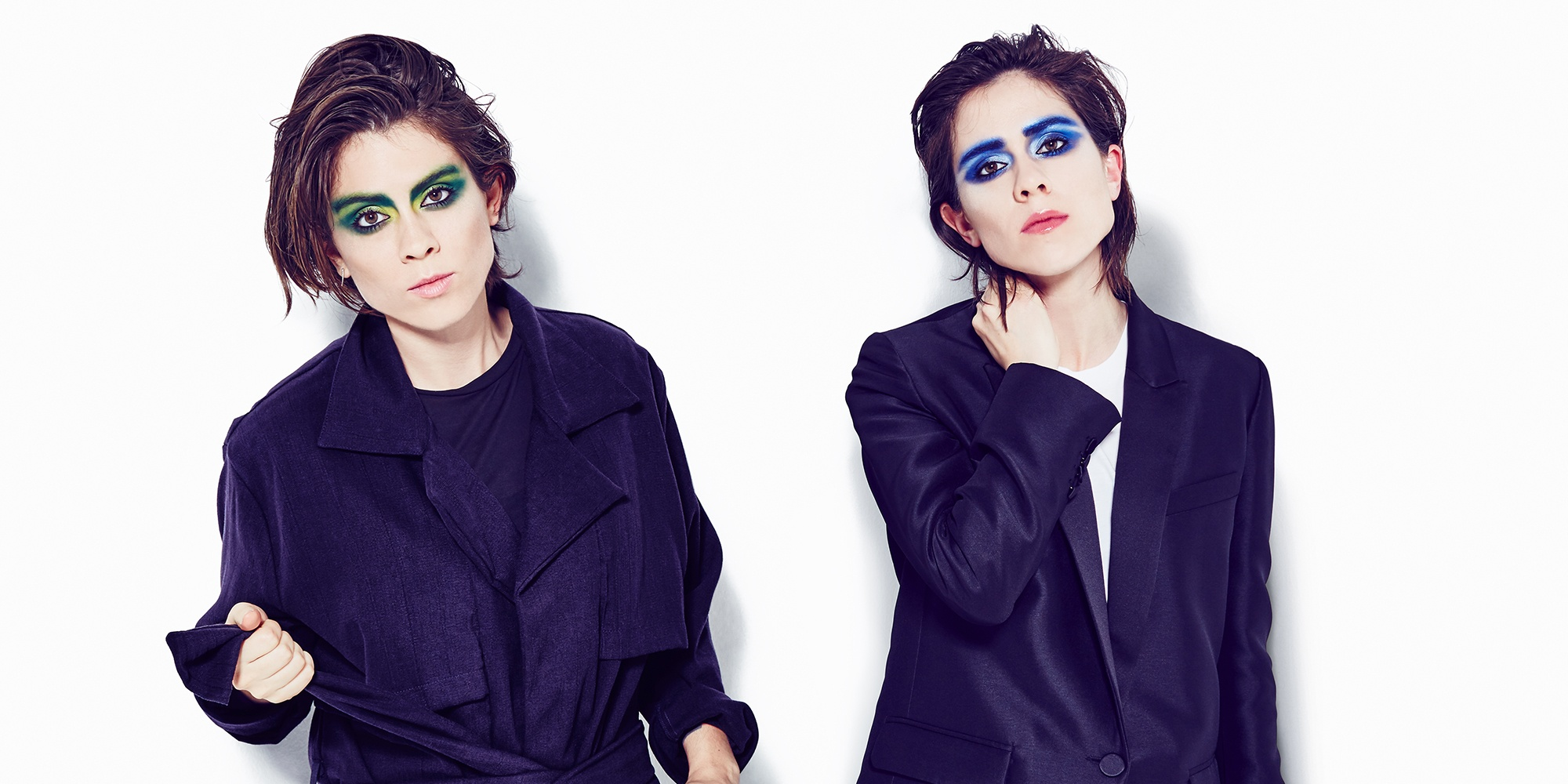 Tegan and Sara to return to Singapore in July