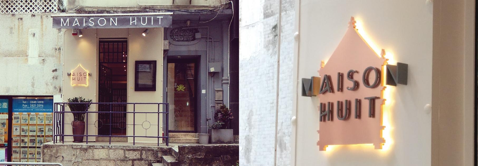 Maison Huit cover image | Hong Kong | Travelshopa