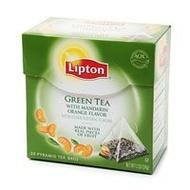 Green Tea with Mandarin Orange from Lipton
