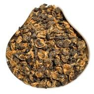 "Yunnan ""Black Gold Bi Luo Chun"" Black Tea * Spring 2018 from Yunnan Sourcing"
