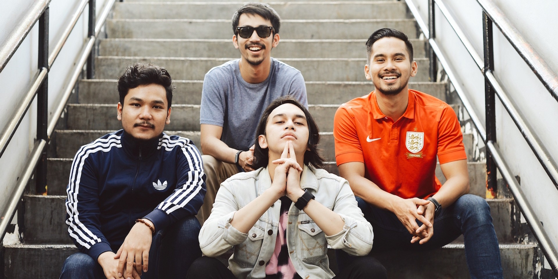 What is super reality according to the Indonesian rock band Purpla?