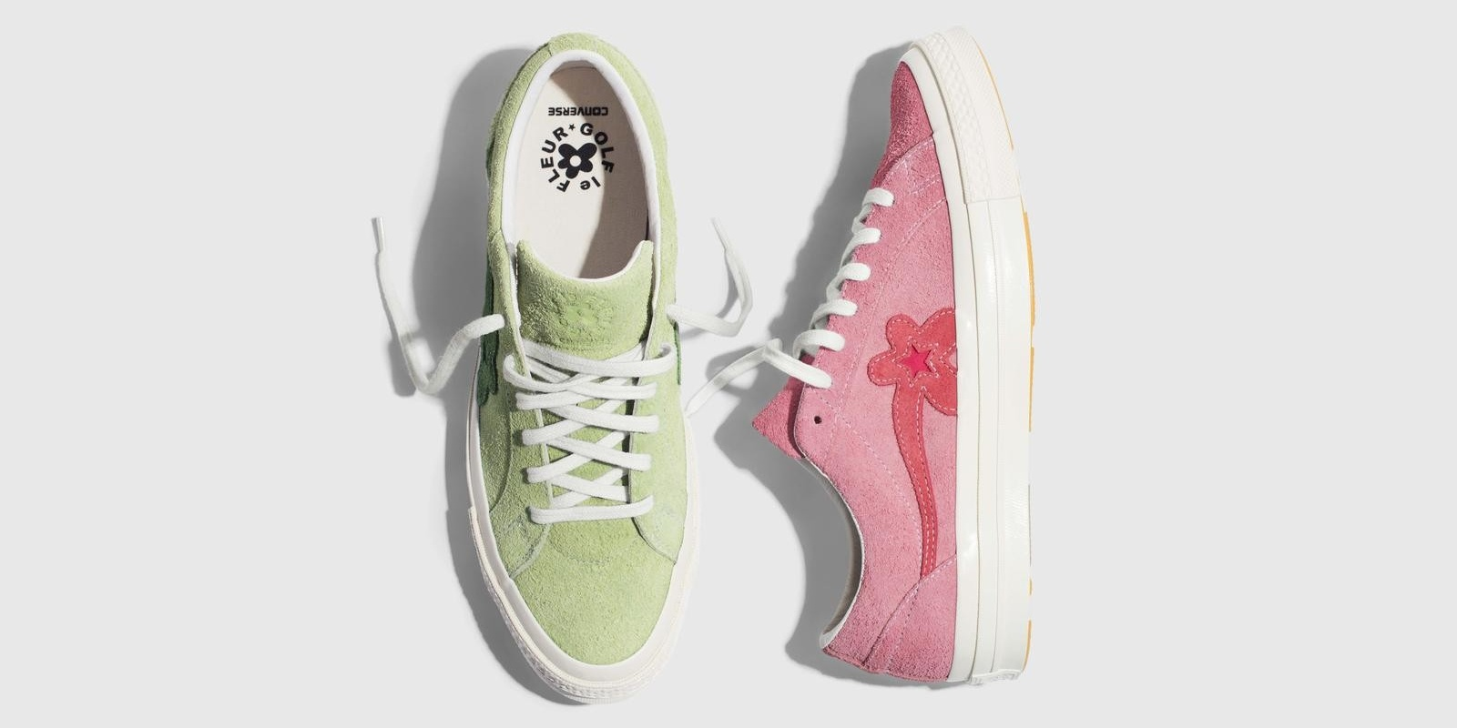 Tyler, The Creator's Converse line arrives in Singapore