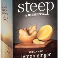 Organic Lemon Ginger from steep by Bigelow