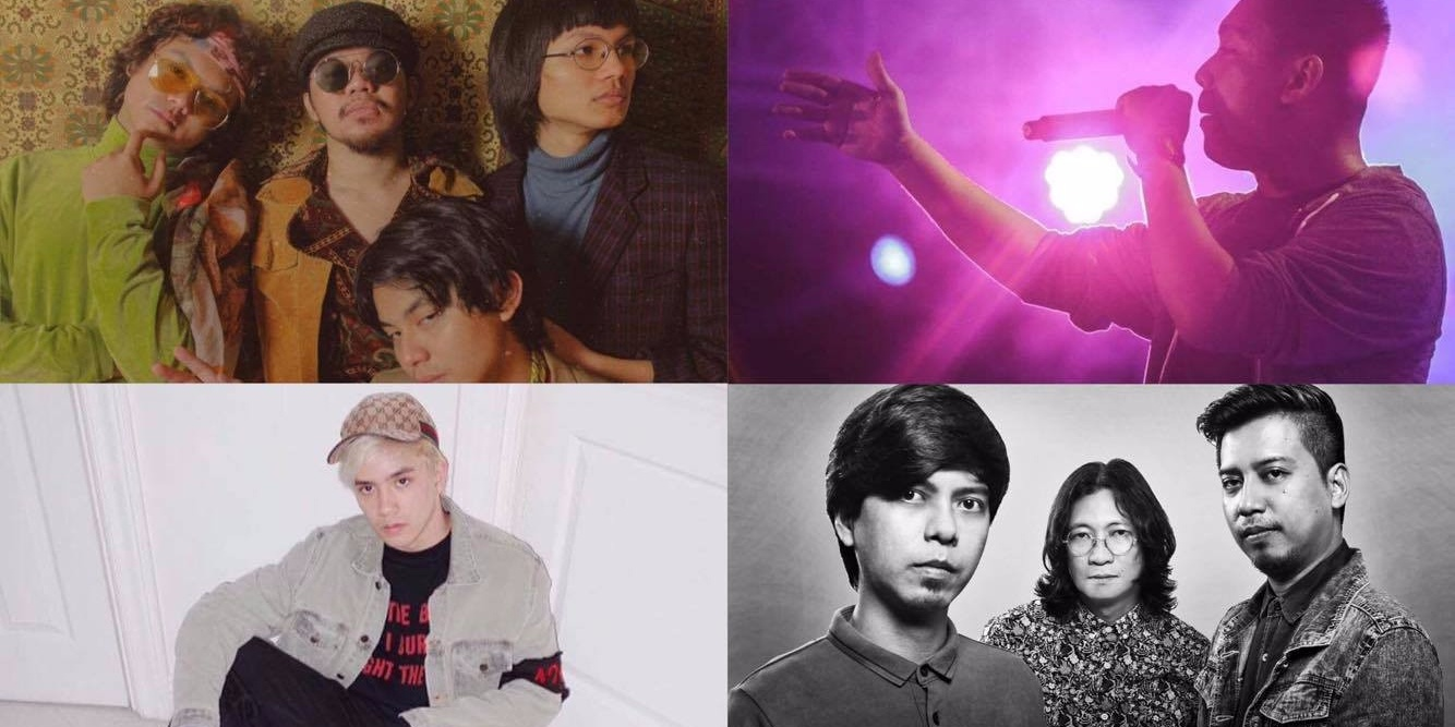 The Rest is Noise to throw year-ender with Orange & Lemons, IV of Spades, BLKD, Poor Taste, and more