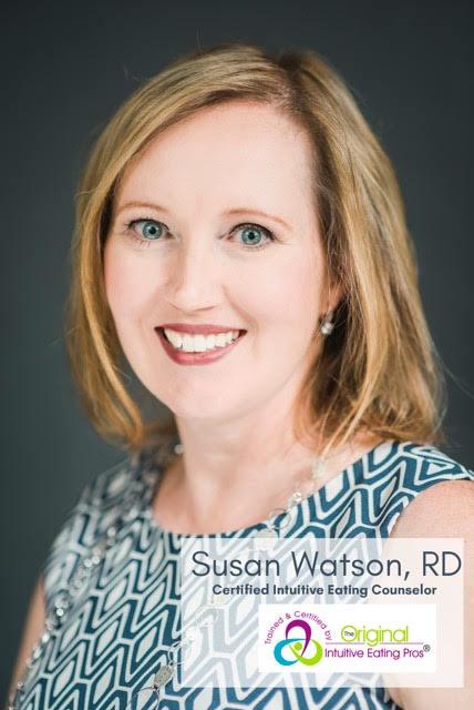 Susan Watson, Registered Dietitian