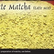 Pomegranate Matcha from Shanti Tea