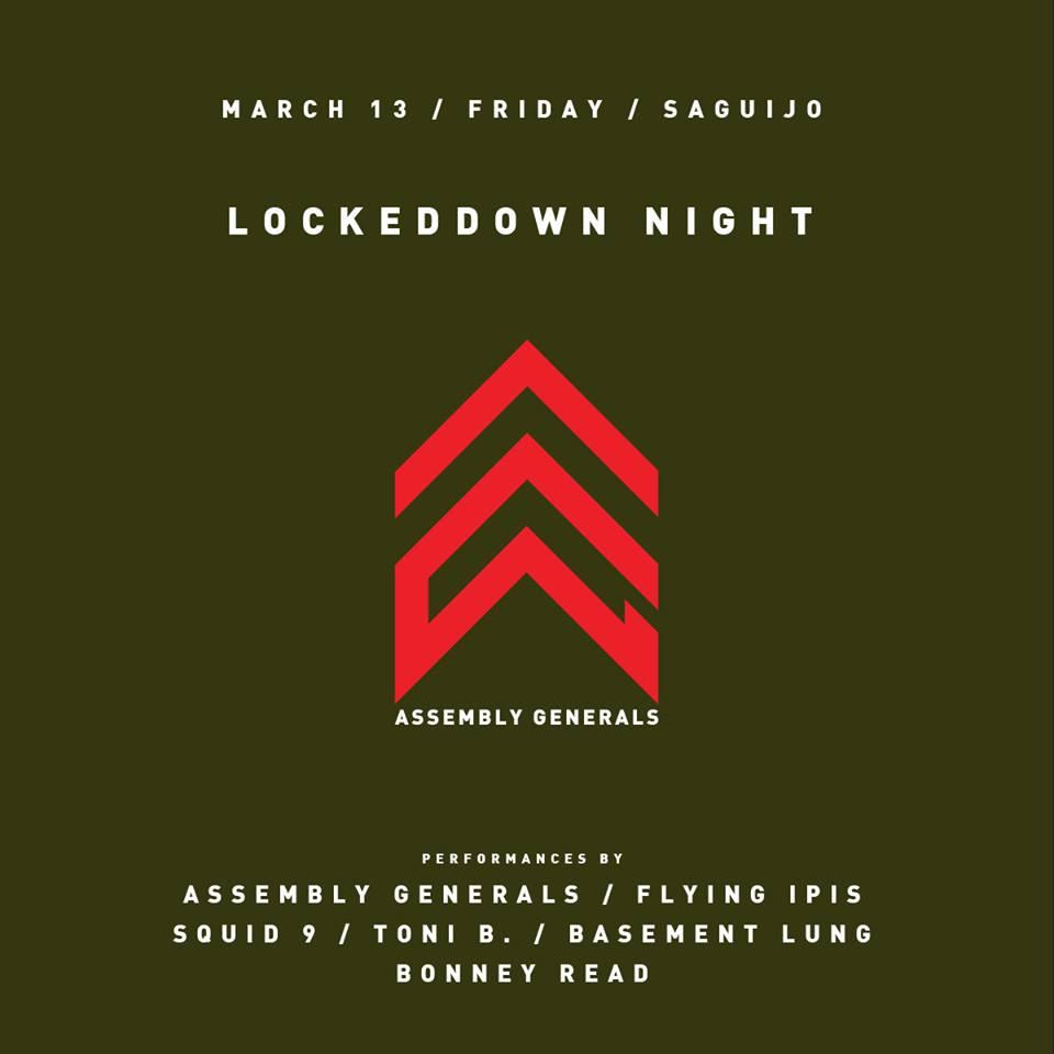 LOCKEDDOWN NIGHT