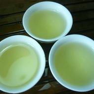 Tie guan yin tea from Yunxiang