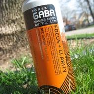 GABA Focus + Energy Nectarine Tea-Juice from Jones Soda, Inc.