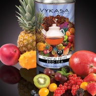 Tropical Fruits Red Tea from Vykasa