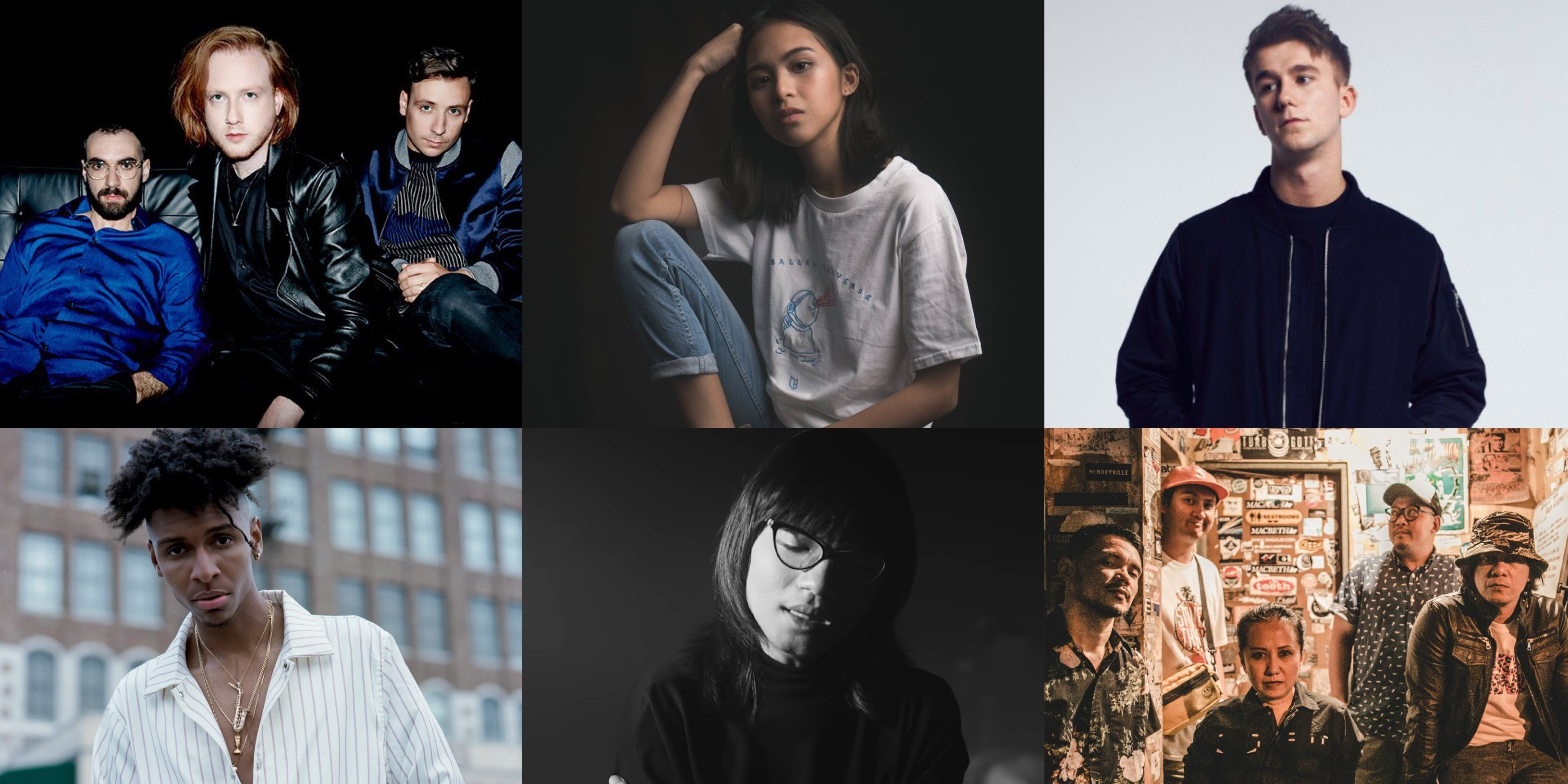 Wanderland unveils phase one lineup: Two Door Cinema Club, UNIQUE, Masego, and more