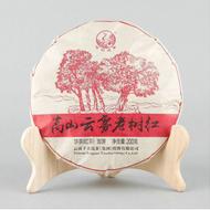 2017 Xiaguan Black Tea Gaoshan Yunwu Laoshu Hong Cake 200g from King Tea