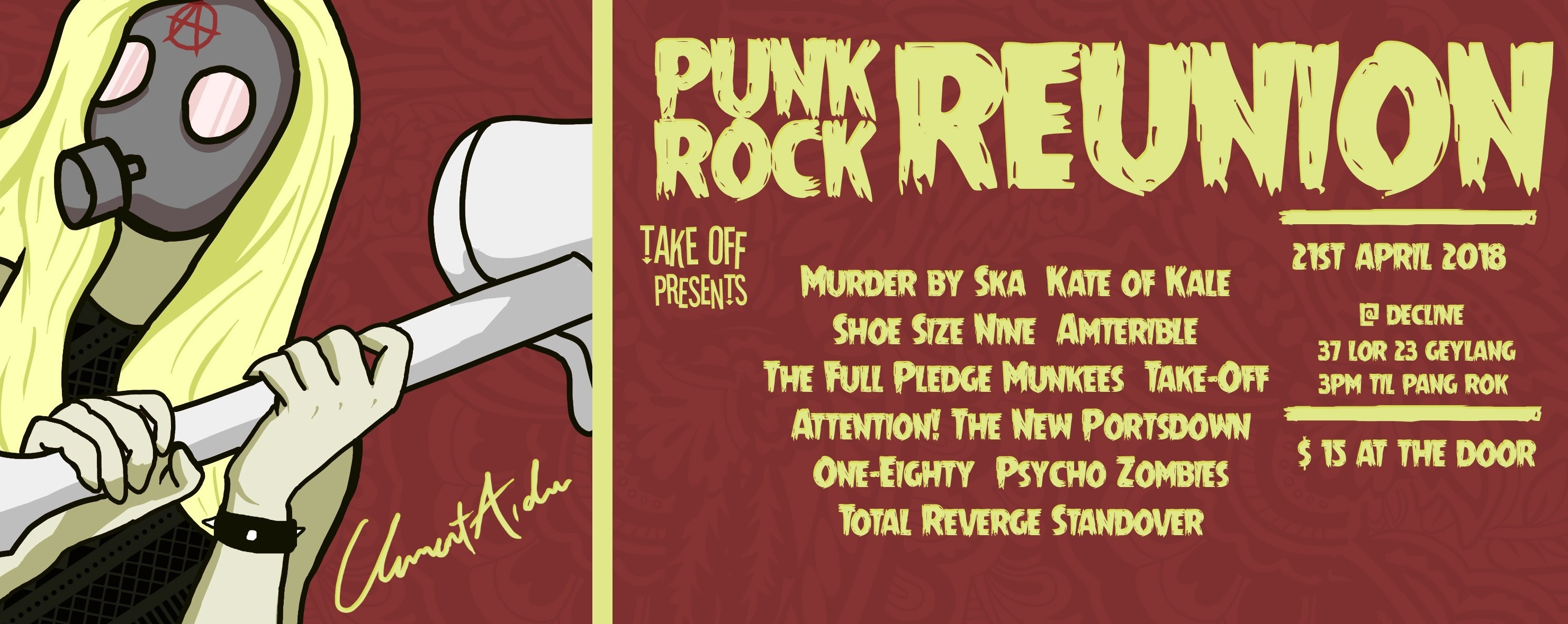 Punk Rock Reunion