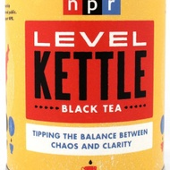 Level Kettle from Andrews & Dunham Damn Fine Tea