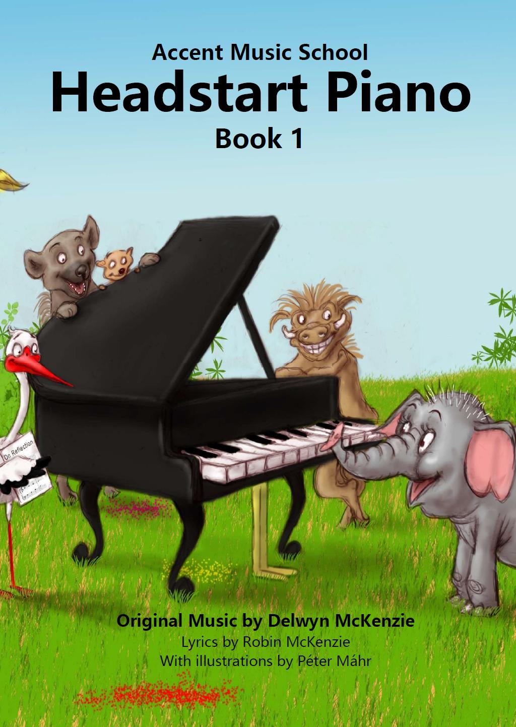 Headstart piano book 1