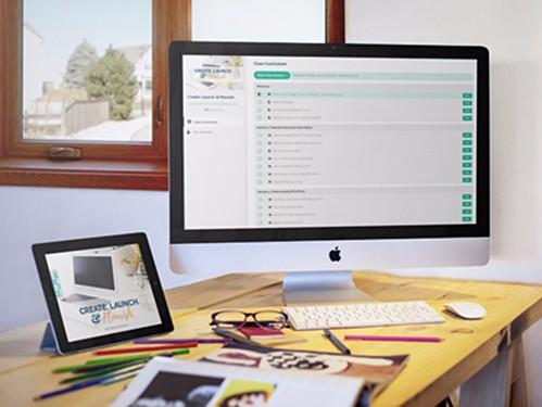 website design for craft business