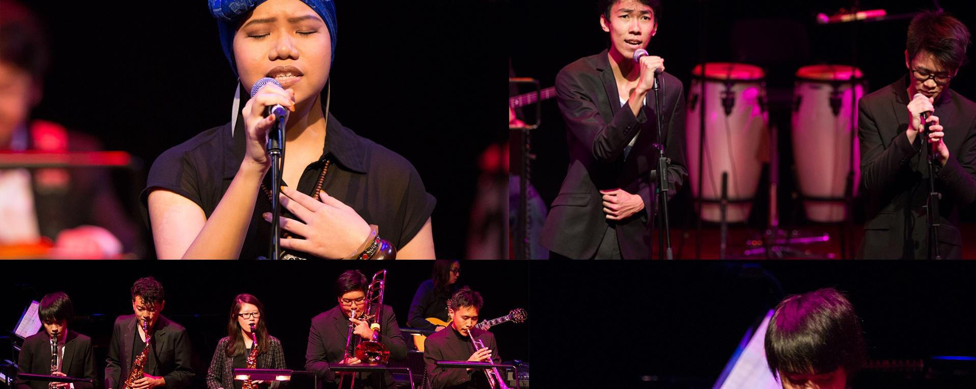 SP Jazz band