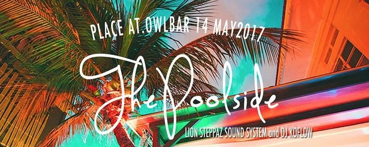 The Pool Side by Solid Gold X Lion Steppaz