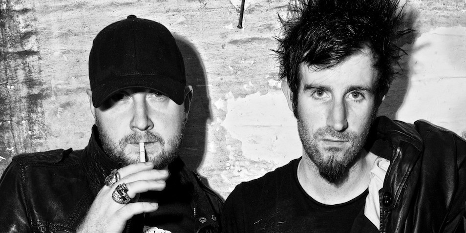 Knife Party will bring their rowdy EDM show to Singapore in June