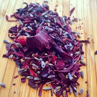 Hibiscus Lavender from Steep Tea and Coffee