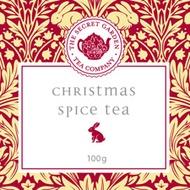 Christmas Spice from Secret Garden Tea Company