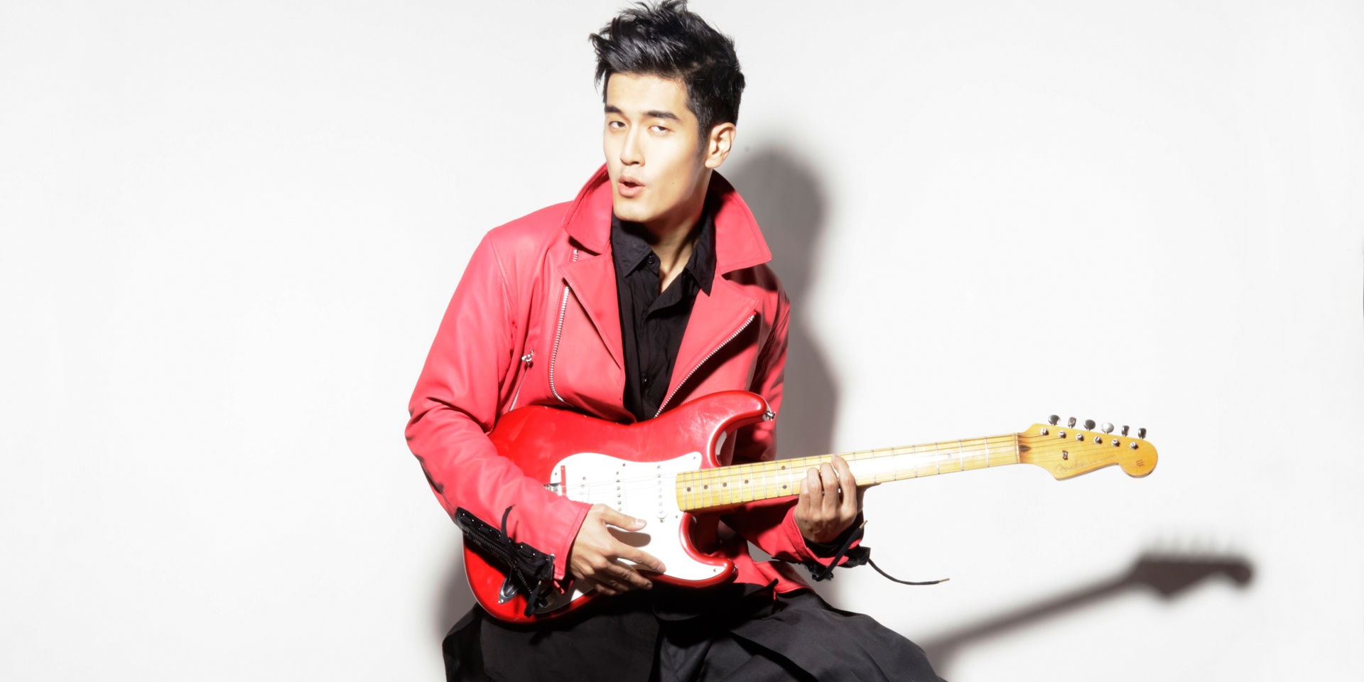 Nathan Hartono scores first film lead role in Singaporean movie When Ghost Meets Zombie