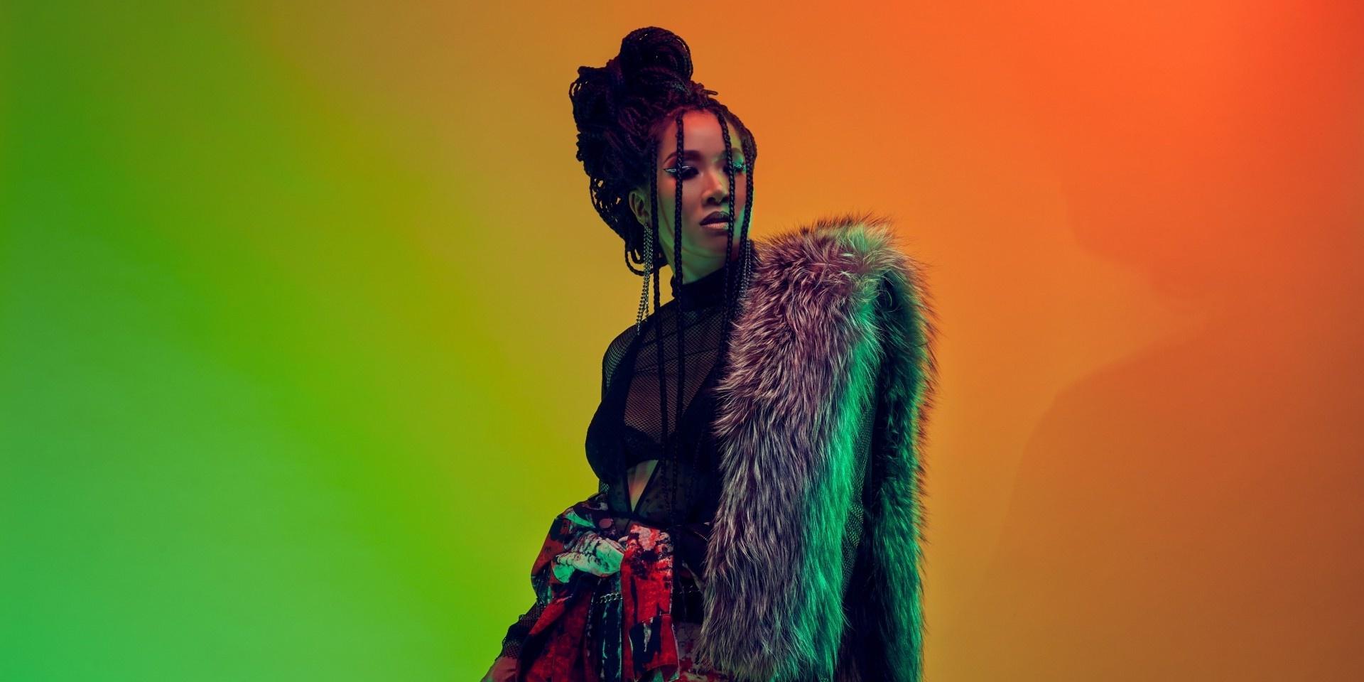 MAS1A shares artwork and track list of new album, Far East Empress