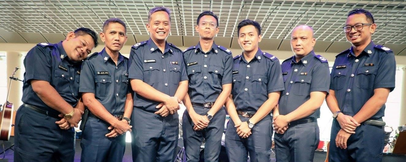 Esplanade Presents: Red Dot August - Singapore Police Force Quintet